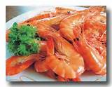 Whole Aussie Prawns And Meat