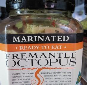 Fremantle Marinated Octopus