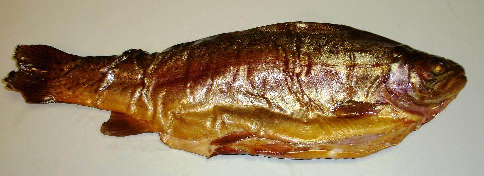 Smoked trout direct seafood o 39 connor perth wa direct for How to smoke fish