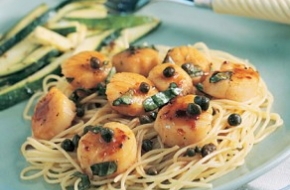 vermouth-scallops-served-on-vermicelli-292x286